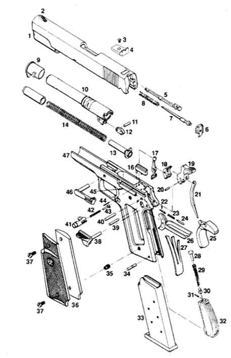 p229 parts diagram